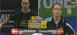 Video: Se Chris og Fischers vanvittige kvartfinaledrama ved Denmark Open 2013