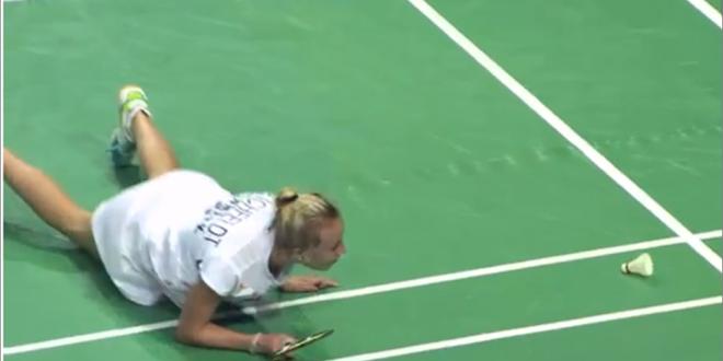 Ingen titel til Blichfeldt – BadmintonBladet