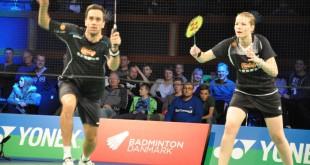 Fischer og Pedersen fortsætter de gode takter fra Denmark Open. Foto @ Annette Vollertzen