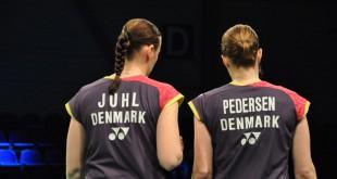 Kamilla Rytter Juhl og Christinna Pedersen får OL-sølv efter en intens finale. Foto: @Annette Vollertzen