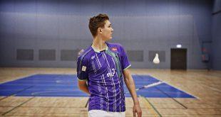 Viktor Axelsen. Foto @ Team Danmark