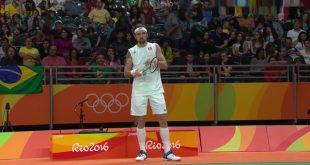 Jan Ø. Jørgensen er som eneste danske herresingle klar til semifinalerne ved Japan Open. Foto @ Badmintonbladet