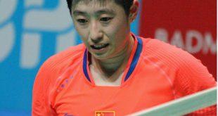 Yu Yang fra Kina. Foto @ Flickr
