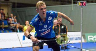 Victor Svendsen vandt Polish International.  Foto @ iShoot
